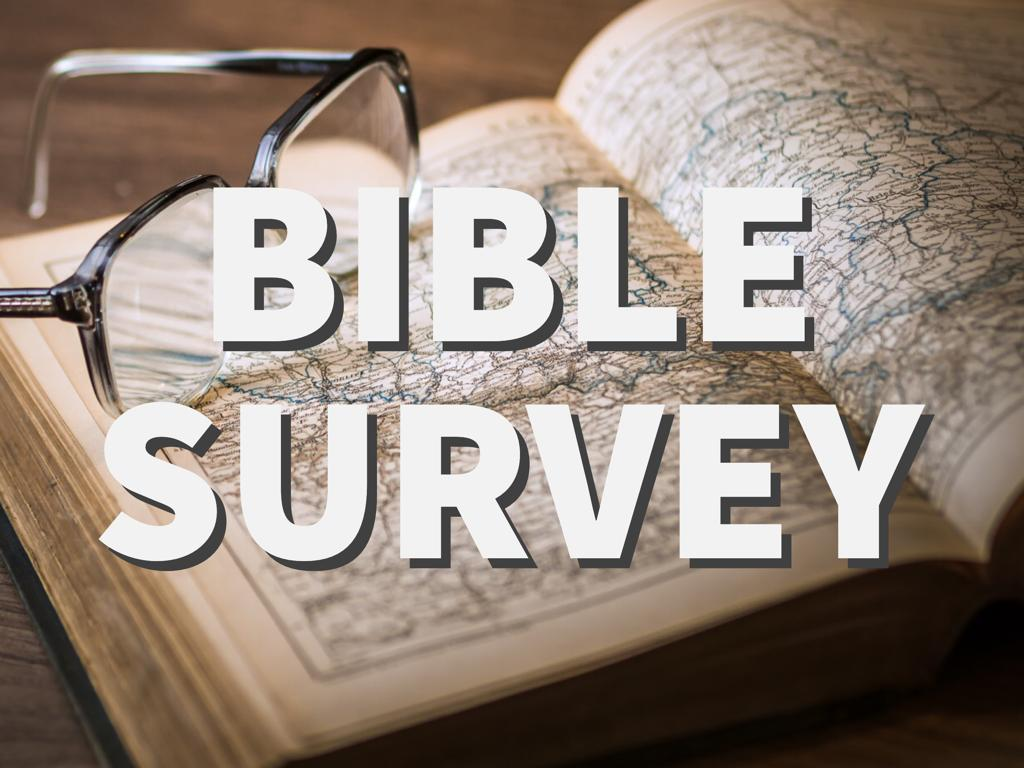 "Bible Survey of Amos, ""Securing the Judgment of God"""
