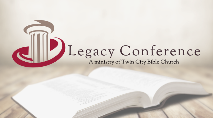 Session 7: Legacy Conference 2019